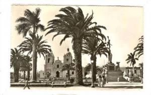 PERU - Trujillo,  Plaza de Armas con la Cathedral, PU-1967