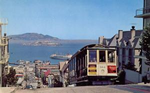 CA - San Francisco. Hyde Street Cable Car