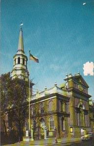 Christ Church In Pholadelphia Pennsylvania