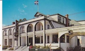 Hotel Georges VI , RIMOUSKI ,  Quebec , Canada , 50-60s