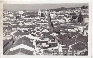 RP, Partial View Of Angra do Heroismo, Azores, Portugal, PU-1953