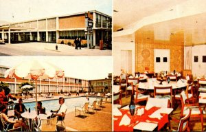Tennessee Nashville Capitol Park Inn