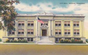 Tennessee Jackson City Hall