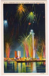 Chicago World's Fair, Fireworks Display