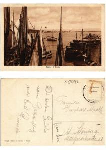 CPA Anzio Il Porto . ITALY (545271)