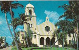 Florida West Palm Beach Holy Trinity Episcopal Church