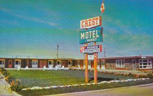Canada Crest Motel Lethbridge Alberta