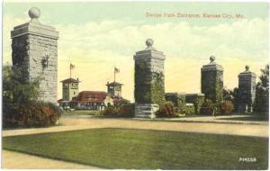 D/B Swope Park Entrance Kansas City Misssouri MO