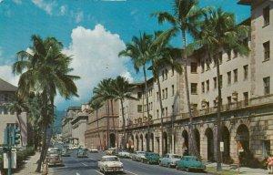 HONOLULU , Hawaii , 1950-60s; Bishop Street