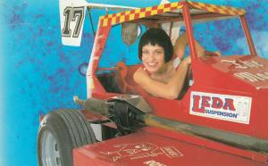 Race car , LEDA suspension , See you in the Fast Lane! , 1988