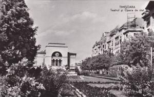 RP, Republica Populara Romina, Teatrul Si Opera De Stat, TIMISOARA, Romania, ...