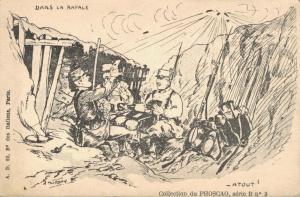 Military Dans La Rafale Collection Du Phoscao 02.84