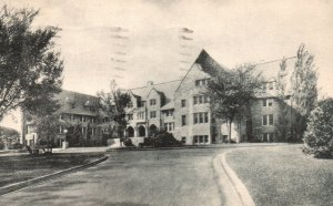 Fairbault, Minnesota, MN, Saint Mary's Hall, 1949 Vintage Postcard g8456