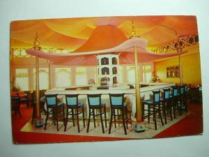 pre-1980 CREIGHTON'S RESTAURANT Riviera Beach Florida FL Unused Postcard y7895