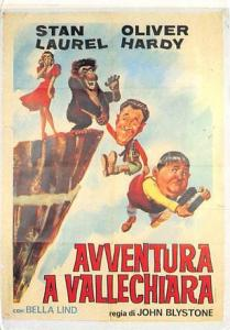 Laurel and Hardy Movie Poster