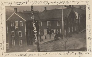 RP: SHUSHAN , New York , 1907 ; Shirt Factory