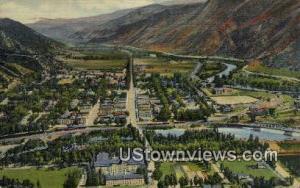 Colorado River, Roaring Fork Valley