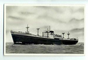 cb0786 - Ropner Line Cargo Ship - Somersby , built 1954 - postcard