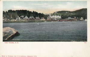 LACONIA, New Hampshire, 1901-07; The Weirs