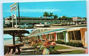 Georgian Terrace 14415 W. Highway 98 Panama City Florida FL Vintage Postcard D38