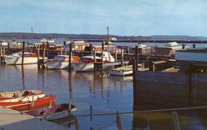 MD - Charlestown. North East River Boat Yard