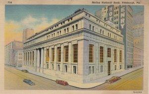 PITTSBURGH , Pennsylvania, 1930-40s ; Mellon National Bank