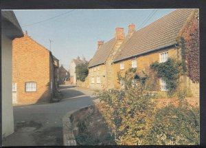 Northamptonshire Postcard - Nether Heyford - Church Lane   MB2829