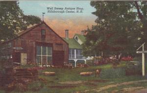 Well Sweep Antique Shop, HILLSBOROUGH CENTER, New Hampshire, 1930-1940s