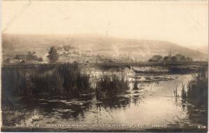CPA Salon 1901 A. RENAUDIN Matinée dur la Meuse, A Ailly Lorraine (702034)