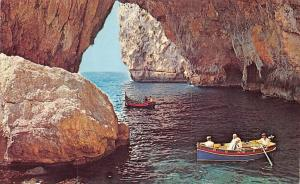 Malta The Blue Grotto