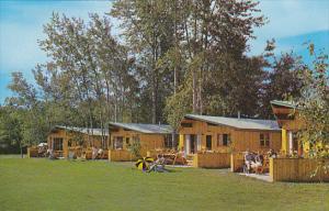 Canada Scottish Cove Resort on Lake Okanagan Westbank British Columbia