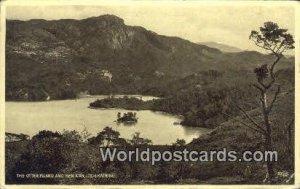 Otter Island, Ben A'An Loch Katrine Scotland, Escocia 1911