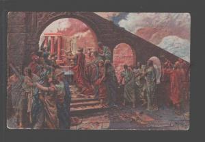 096565 Rome on fire by MASTROIANNI Art Nouveau Quo Vadis #12