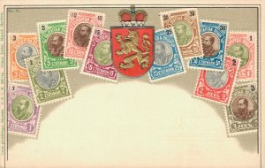 Russia Russian Stamp postcard 03.75