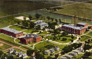 Minnesota Moorehead State Teachers College Curteich