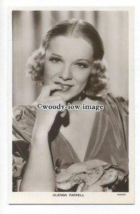 b4758 - Film Actress - Glenda Farrell - Picturegoer No.780a - postcard