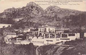 Pavilion Of The Tourists, Wolf's Passes, Gorges Du Loup, France, 1900-1910s