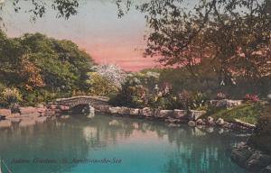 ENGLAND, UK, 1913; Ashton Gardens, St. Annes-on-the-Sea, TUCK # 810