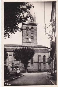RP; EXCIDEUIL, L'Eglise, Dordogne, Aquitainr, France, 10-20s