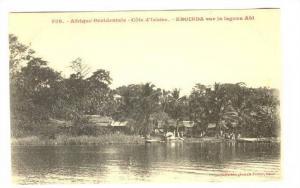 Afrique Occidentale, Cote d'Ivoire, Eboinda Sur La Lagune Abi, Dakar, Senegal...
