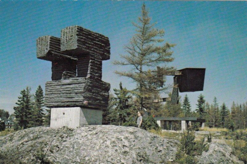 ALMA , Quebec, 1960-70s ; Falaise Park