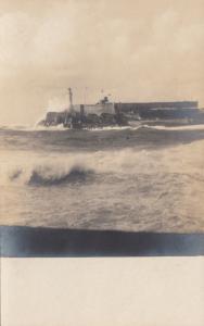 RP: HAVANA, Cuba , 1900-10s; Lighthouse & Fort