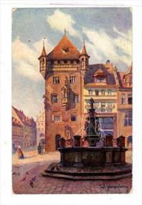 Nassauer Haus, Nurnberg (Bavaria), Germany, 1900-1910s