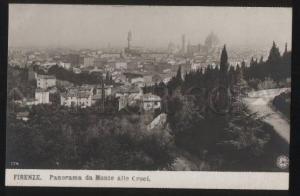 102282 ITALY Firenze Panorama da Monte alle Croci NPG photo