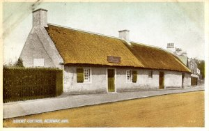 UK - Scotland, Ayr. Burns Cottage