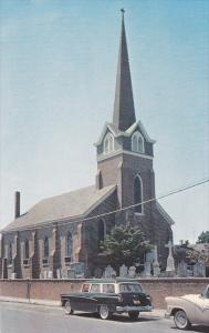 St Peter's Episcopal Church , LEWES , Delaware , 50-60s