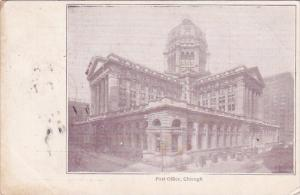 Illinois Chicago Post Office