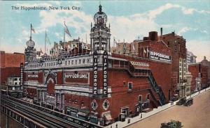 New York City The Hippodrome Bar
