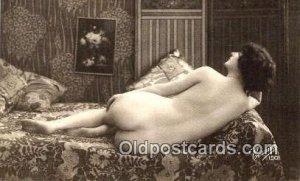 Reproduction Nude Nudes Postcard Postcards # 239 Unused