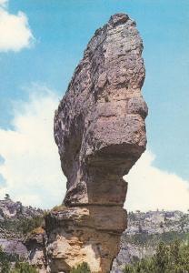 Postal 61485 : Real Balneario de Solan de Cabras (Cuenca). El Dosel